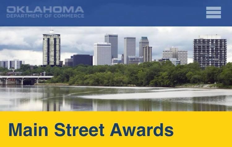 Main street Awards
